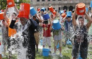 Ice water becomes viral for ALS