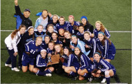 Girls Soccer Completes 'Threepeat', Wins Third Consecutive 3A State Title