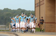 River Hill Football Working Towards Second Half Comeback