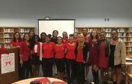 Delta Scholars Celebrates Inductions