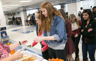 HCPSS Tests New School Lunches At River Hill