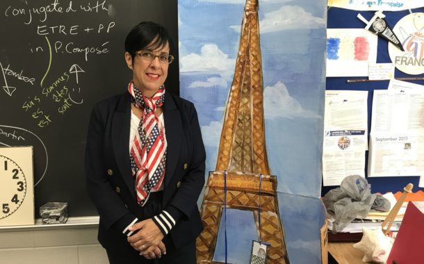 Madame Dubreuil; New Hawk at RHHS