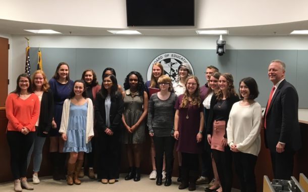 Interim Superintendent Holds Press Conference for Student Journalists